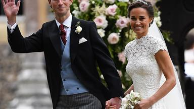 Inside Pippa Middleton's star-studded wedding to James Matthews