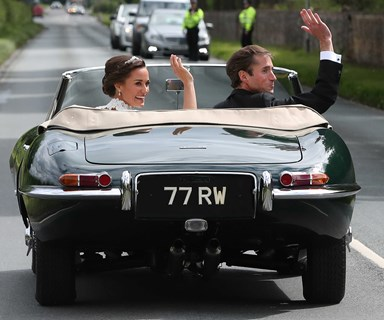Now that's a party! Pippa Middleton and James Matthews throw TWO wedding receptions