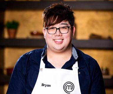 Bryan's MasterChef dream bursts