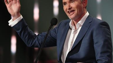 Hughesy loses it over the Logies, George Calombaris and the Kleenex puppy