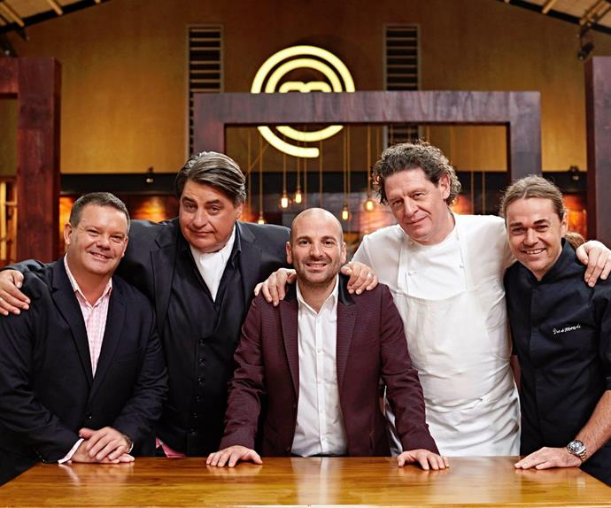 Masterchef's Matt Preston finally speaks out about George Calombaris' assault charge