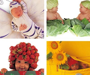 See Anne Geddes' babies all grown up