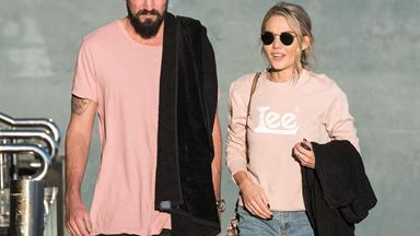 Sam Frost and Dave Bashford's romance heats up