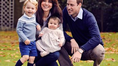 Princess Charlotte sent out thank you cards, already has manners worthy of the Queen