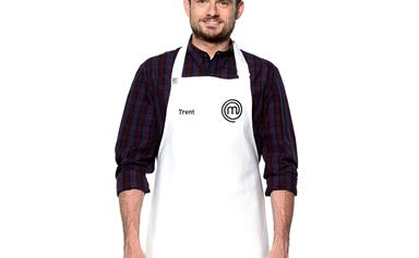 Trent's MasterChef journey has come to an end