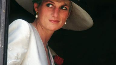 Saying goodbye to England's rose: Harrowing new details over Princess Diana's funeral
