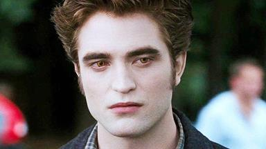 Sink your teeth into this: Robert Pattinson was nearly staked from the Twilight films