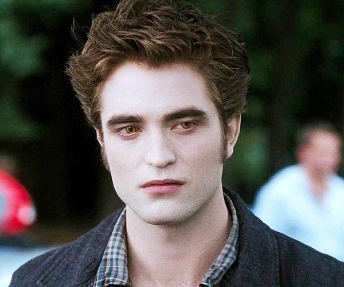 Robert Pattinson, Twilight, RPatz