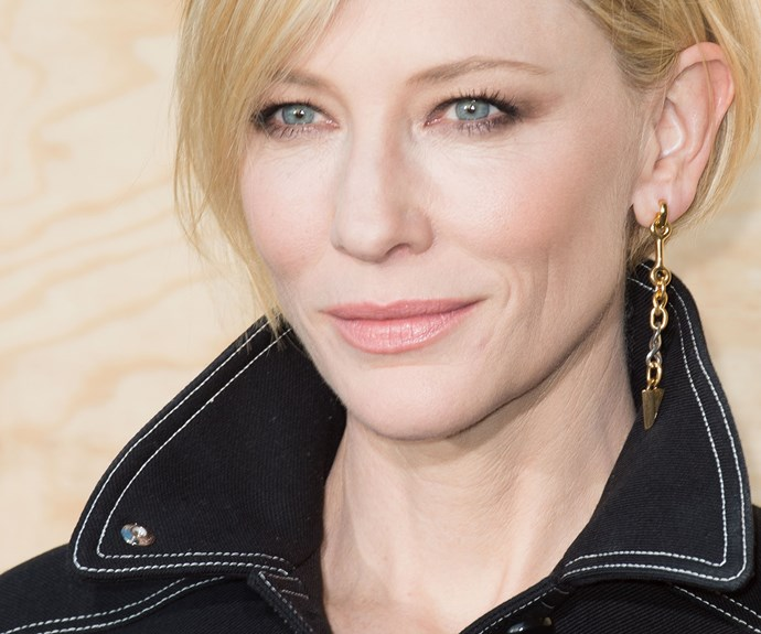 Cate Blanchett's favourite beauty brand proves itself reliable under pressure!