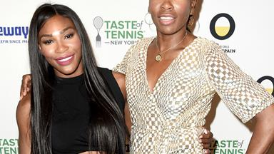 It's a girl! Venus Williams accidentally revealed the gender of sister Serena's baby