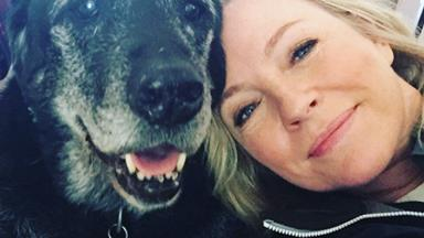 What Rebecca Gibney does to deal with anxiety
