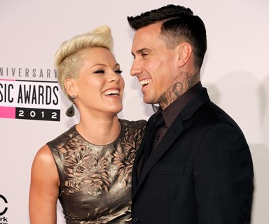Pink tells how taking two breaks strengthened her marriage