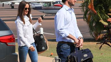 This is what Pippa and James might do in the NT