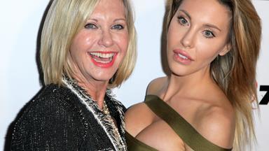 Olivia Newton-John's daughter Chloe Lattanzi opens up about her mum's cancer battle