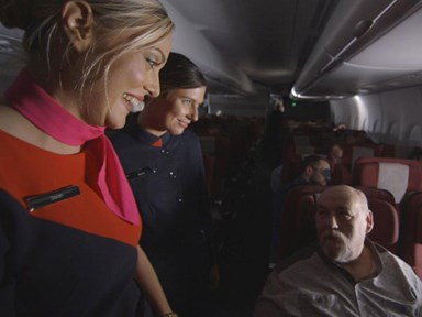 3 things you didn't know happened on a QANTAS flight from London to Sydney