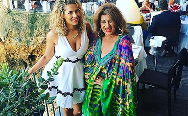 """""""She's lucky to be alive"""": Maria Venuti's daughter Bianca speaks out following her mother's stroke"""