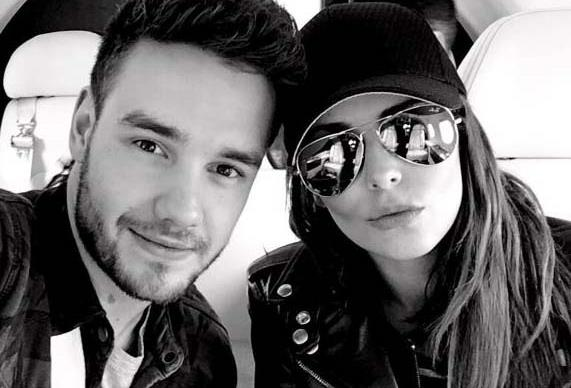 Cheryl Tweedy and Liam Payne
