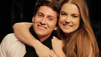 Love is in the air on The Voice Australia