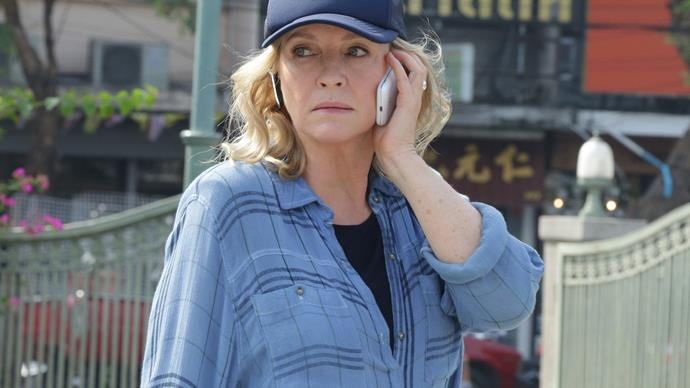 Rebecca Gibney in Wanted