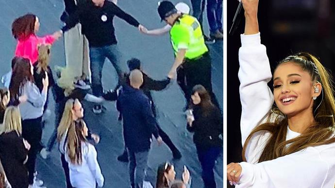 One Love Manchester dancing policeman speaks out about the emotional concert