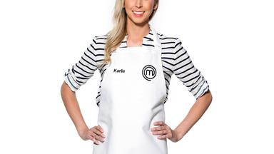 MasterChef's Karlie admits she had her eye on a different reality show