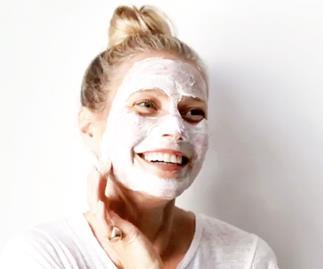 Gwyneth paltrow skin care routine