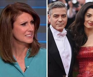 David Koch chides Sam Armytage and Natalie Barr over Amal Clooney comments