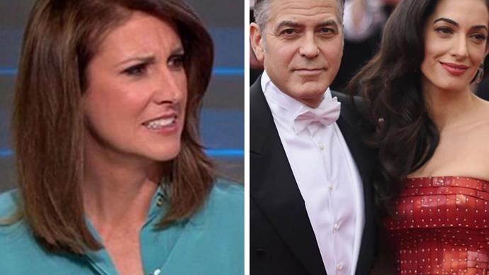 David Koch chides Sam Armytage and Natalie Barr over Amal Clooney comments