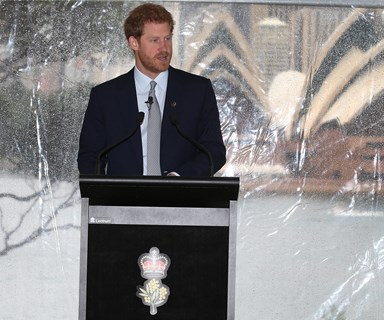 Game on, Down Under! Prince Harry launches Invictus, 2018