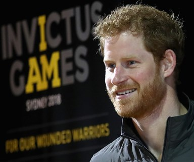 EXCLUSIVE: We met Prince Harry and this is what he's really like