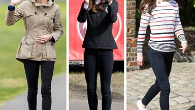 The affordable sneakers Duchess Catherine wears on repeat