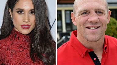 Mike Tindall will suit up for his meeting with Meghan Markle