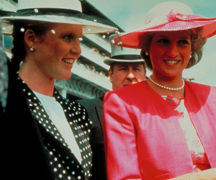 They were often pictured side-by-side at lavish royal events.