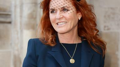 Sarah, Duchess of York, opens up about her battle with eating disorders