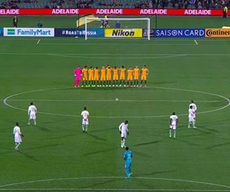 Saudi Arabian soccer team refuses to participate in the minute's silence for London terror victims