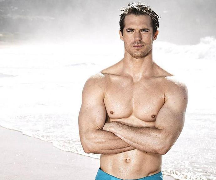 Hot Doctor: Kyle Pryor's hottest pics from Home And Away