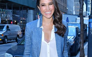 Meghan Markle makes her first appearance since Pippa Middleton's wedding