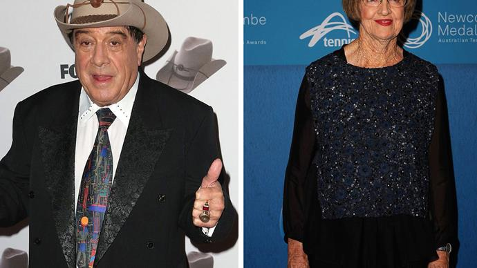 Molly Meldrum wants Margaret Court Arena to be renamed
