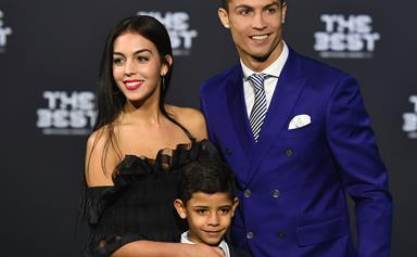 It's another goal! Ronaldo announces fourth pregnancy just weeks after welcoming the twins