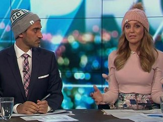 Carrie Bickmore faces backlash over fundraising for brain cancer