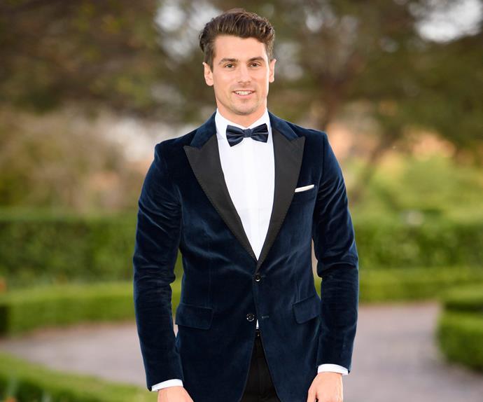Matty Johnson The Bachelor