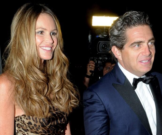 Elle Macpherson splits from husband Jeff Soffer
