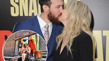 Kate Hudson and her new man holiday it up in Cambodia for his birthday