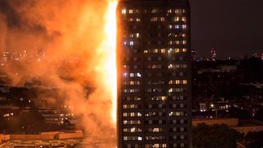 Muslims awake for Ramadan saved lives in the horrific London fire