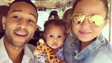 Chrissy Teigen's heartwarming plans for giving little Luna Simone a sibling