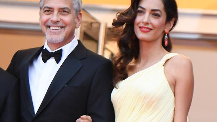 "George Clooney's dad spills on ""profound"" change in George and Amal"