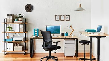 3 ways to get out of a home office rut and breathe life into your workspace