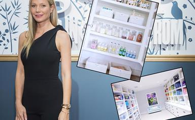 Gwyneth Paltrow swears by these home organisation rules - and now we do too