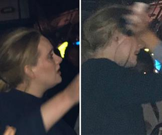 Adele visits victims of London fire less than 24 hours after blaze kills at least 12