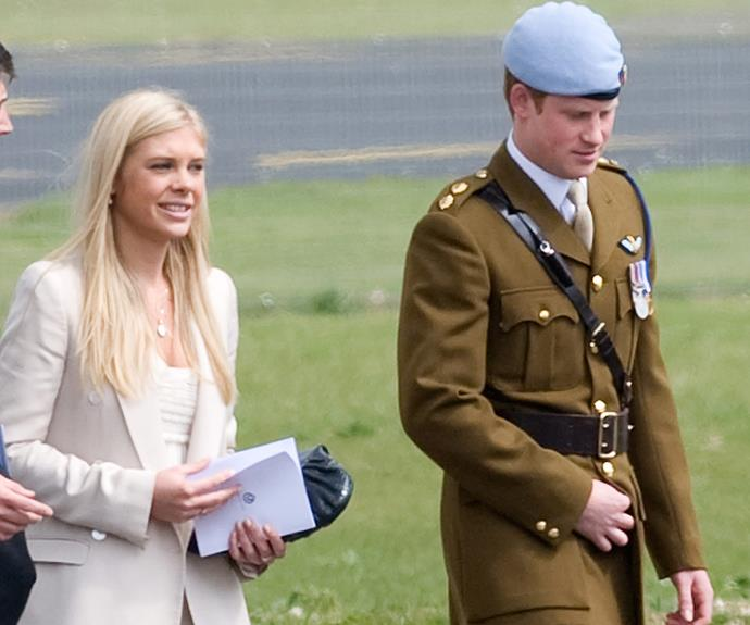New Prince Harry Tell-all Lifts The Lid On His Past Loves